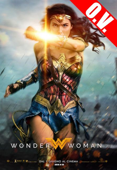 WONDER WOMAN | ORIGINAL VERSION