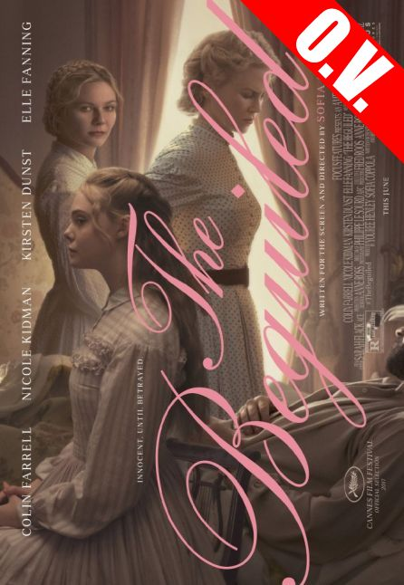 THE BEGUILED | ORIGINAL VERSION