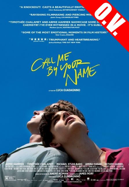 CALL ME BY YOUR NAME | ORIGINAL VERSION